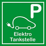 Elektrotankstelle